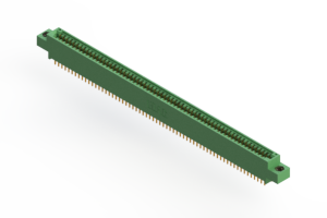 """345-126-521-808 - .100"""" (2.54mm) Pitch   Card Edge Connector"""