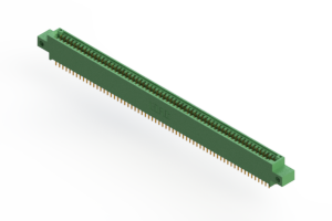 """345-126-521-812 - .100"""" (2.54mm) Pitch   Card Edge Connector"""