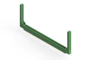 """345-126-521-858 - .100"""" (2.54mm) Pitch   Card Edge Connector"""