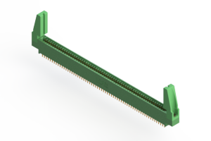 """345-126-521-888 - .100"""" (2.54mm) Pitch   Card Edge Connector"""
