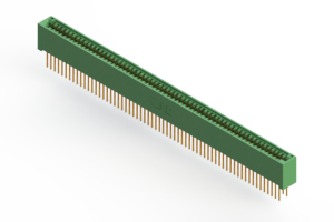 """345-126-523-201 - .100"""" (2.54mm) Pitch   Card Edge Connector"""