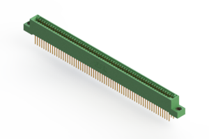 """345-126-523-207 - .100"""" (2.54mm) Pitch   Card Edge Connector"""