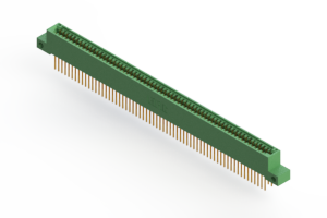 """345-126-523-212 - .100"""" (2.54mm) Pitch   Card Edge Connector"""