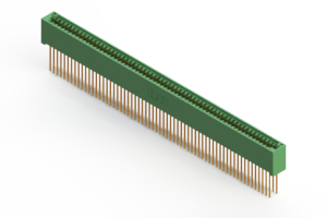 """345-126-541-201 - .100"""" (2.54mm) Pitch   Card Edge Connector"""