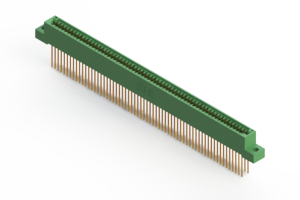 """345-126-541-204 - .100"""" (2.54mm) Pitch   Card Edge Connector"""