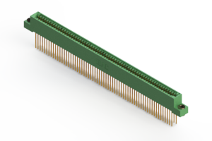 """345-126-542-203 - .100"""" (2.54mm) Pitch   Card Edge Connector"""