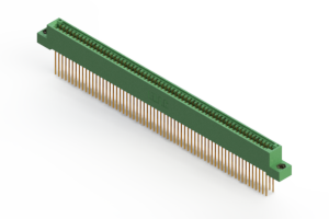 """345-126-542-208 - .100"""" (2.54mm) Pitch   Card Edge Connector"""