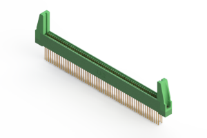 """345-126-542-288 - .100"""" (2.54mm) Pitch   Card Edge Connector"""