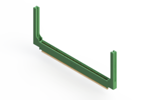 """345-126-555-858 - .100"""" (2.54mm) Pitch   Card Edge Connector"""