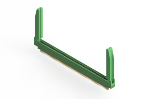 """345-126-555-878 - .100"""" (2.54mm) Pitch   Card Edge Connector"""