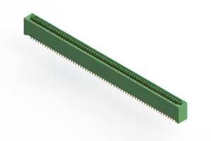"""345-126-556-201 - .100"""" (2.54mm) Pitch   Card Edge Connector"""