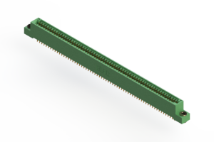 """345-126-556-203 - .100"""" (2.54mm) Pitch   Card Edge Connector"""