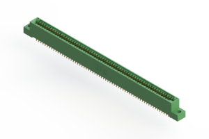"""345-126-556-204 - .100"""" (2.54mm) Pitch   Card Edge Connector"""