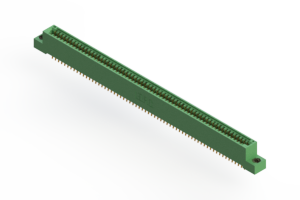 """345-126-556-207 - .100"""" (2.54mm) Pitch   Card Edge Connector"""
