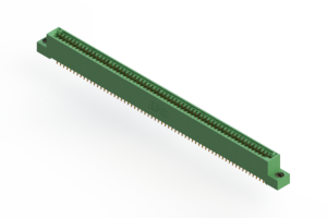 """345-126-556-208 - .100"""" (2.54mm) Pitch   Card Edge Connector"""