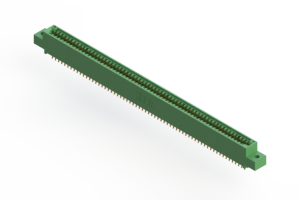 """345-126-556-502 - .100"""" (2.54mm) Pitch   Card Edge Connector"""
