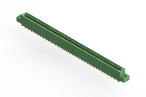 """345-126-556-504 - .100"""" (2.54mm) Pitch   Card Edge Connector"""