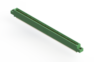 """345-126-556-507 - .100"""" (2.54mm) Pitch   Card Edge Connector"""