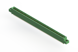 """345-126-556-508 - .100"""" (2.54mm) Pitch   Card Edge Connector"""