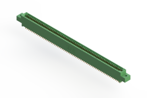 """345-126-556-802 - .100"""" (2.54mm) Pitch   Card Edge Connector"""