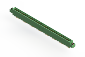 """345-126-556-803 - .100"""" (2.54mm) Pitch   Card Edge Connector"""