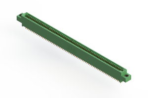 """345-126-556-807 - .100"""" (2.54mm) Pitch   Card Edge Connector"""