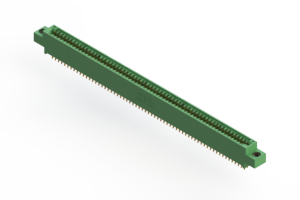 """345-126-556-808 - .100"""" (2.54mm) Pitch   Card Edge Connector"""