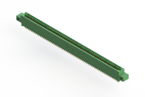 """345-126-556-812 - .100"""" (2.54mm) Pitch   Card Edge Connector"""
