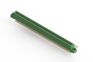 """345-126-558-203 - .100"""" (2.54mm) Pitch   Card Edge Connector"""