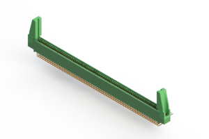 """345-144-558-588 - .100"""" (2.54mm) Pitch   Card Edge Connector"""