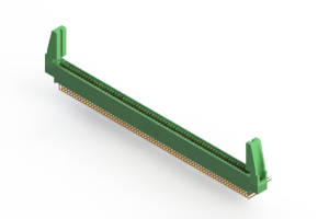 """345-144-558-888 - .100"""" (2.54mm) Pitch   Card Edge Connector"""