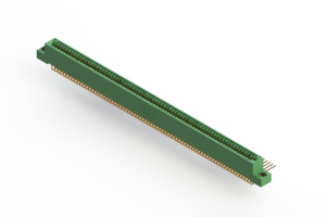 """345-144-559-208 - .100"""" (2.54mm) Pitch   Card Edge Connector"""