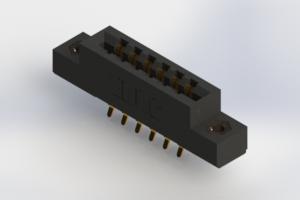 355-012-556-207 - Card Edge Connector