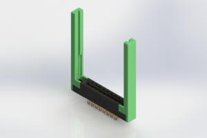 355-016-555-268 - Card Edge Connector