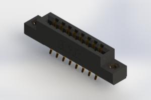 355-016-556-207 - Card Edge Connector