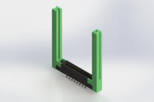 355-016-556-258 - Card Edge Connector