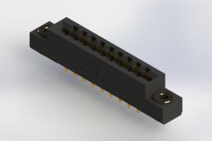 355-018-521-503 - Card Edge Connector