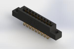 355-018-555-204 - Card Edge Connector