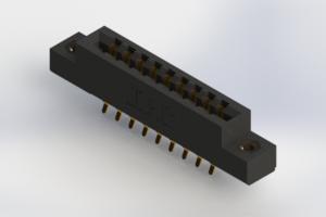 355-018-556-208 - Card Edge Connector