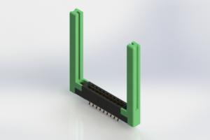 355-018-556-258 - Card Edge Connector