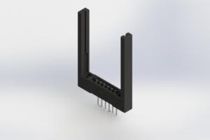 357-006-445-168 - Card Edge Connector