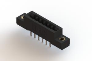 357-006-458-107 - Card Edge Connector