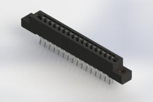 357-032-460-207 - Card Edge Connector