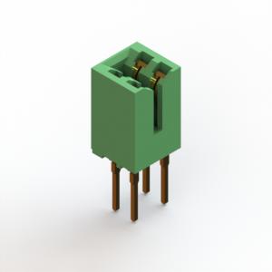 368-004-520-201 - Card Edge Connector