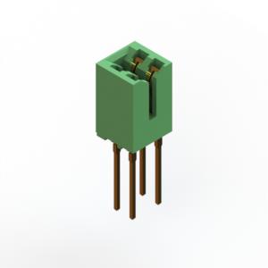 368-004-540-201 - Card Edge Connector