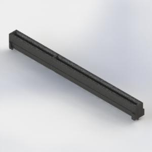 370-200-229-002 - High Speed Card Edge Connector