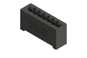 387-006-521-101 - Card Edge Connector