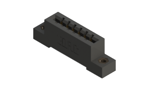 387-006-523-107 - Card Edge Connector