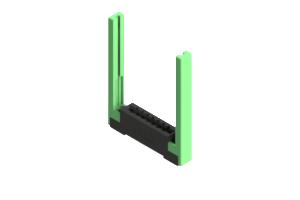 387-007-540-168 - Card Edge Connector