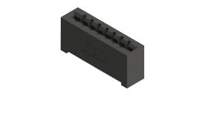 387-007-544-101 - Card Edge Connector